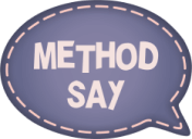 Method Say